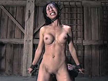 Face sitting femdom male slave